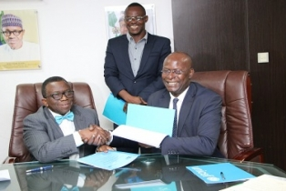 FG Signs MOU With UNICEF For Therapeutic Food