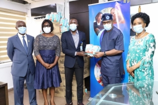 Procter & Gamble Nigeria Limited Visits To Donate ...